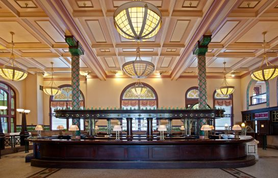 Restaurant Crowne Plaza INDIANAPOLIS-DWTN-UNION STN