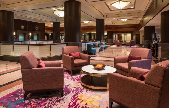 Hol hotelowy Crowne Plaza SPRINGFIELD - CONVENTION CTR
