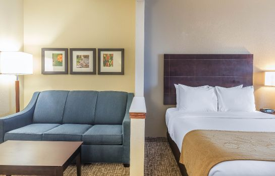 Camera Comfort Suites North