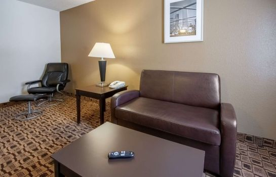 Chambre double (confort) Quality Suites Wichita