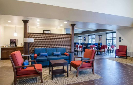 Hotelhalle Comfort Suites Near Denver Downtown