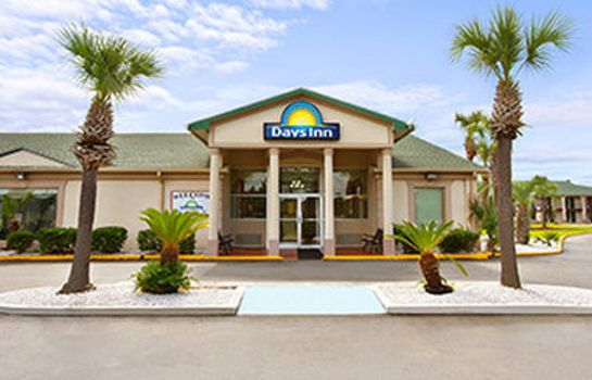 Vista esterna DAYS INN - HARDEEVILLE - 2642