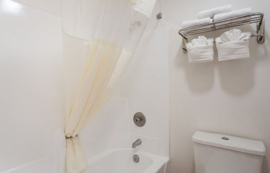 Cuarto de baño Fontaine Inn Downtown-Fairgrounds