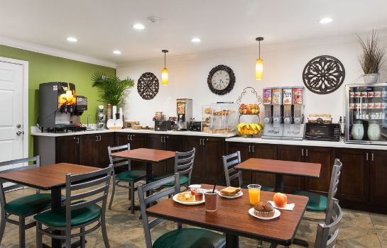 Sala de desayuno Fontaine Inn Downtown-Fairgrounds