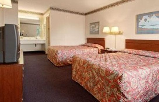 Zimmer DAYS INN CHARLOTTE NORTHLAKE