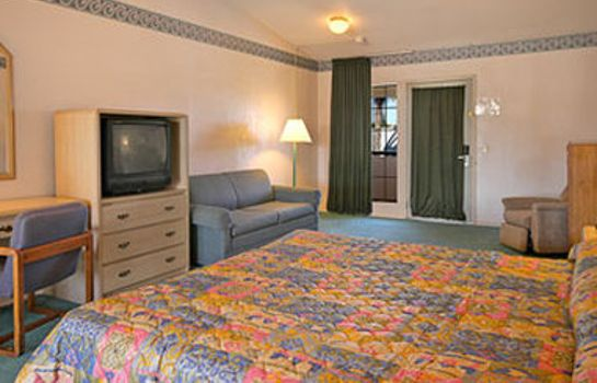 Zimmer DAYS INN FRESNO NORTH