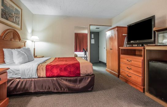 Camera Econo Lodge Clarion