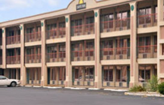 Vista exterior DAYS INN SOUTH BEND