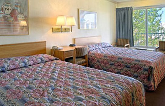 Zimmer DAYS INN FORT WORTH WEST