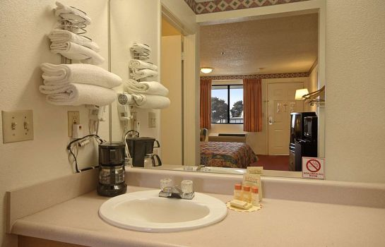 Kamers DAYS INN BY WYNDHAM FRESNO SOU