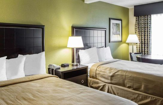 Chambre double (confort) Quality Inn Greenwood