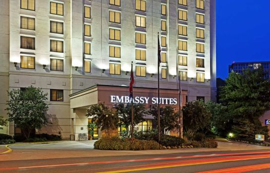 Außenansicht Embassy Suites by Hilton Nashville at Vanderbilt