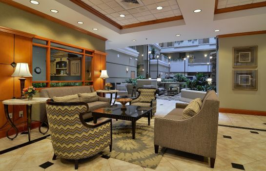 Hotelhalle Embassy Suites by Hilton Nashville at Vanderbilt