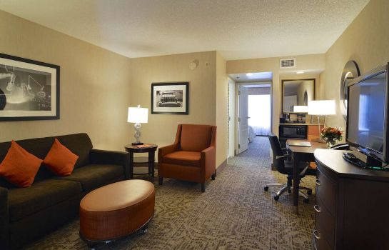 Zimmer Embassy Suites by Hilton Nashville at Vanderbilt