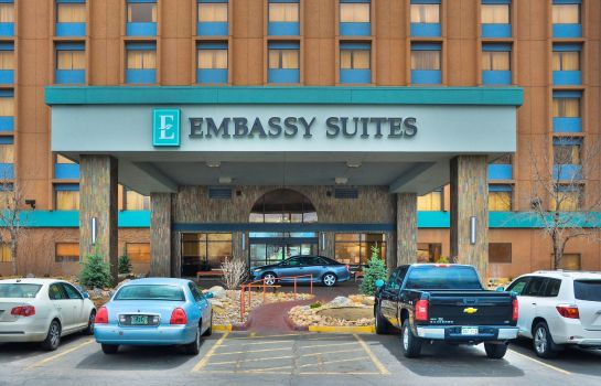Außenansicht Embassy Suites by Hilton Denver Stapleton