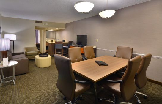 Suite Embassy Suites by Hilton Denver Stapleton
