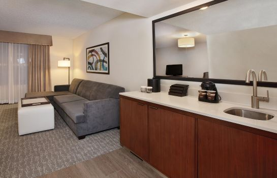 Hotel bar Embassy Suites by Hilton Anaheim North