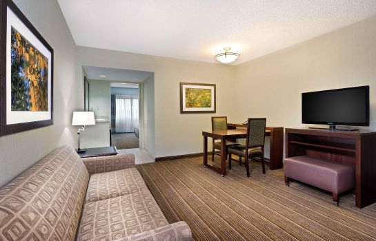 Zimmer Embassy Suites by Hilton Parsippany