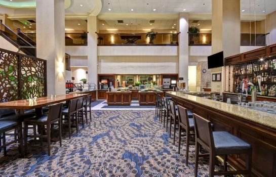 Hotel-Bar Embassy Suites by Hilton Santa Clara Silicon Valley