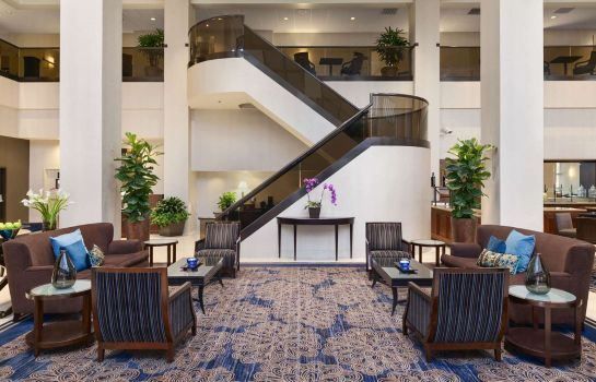 Hotelhalle Embassy Suites by Hilton Santa Clara Silicon Valley