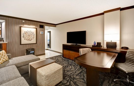Suite Embassy Suites by Hilton Santa Clara Silicon Valley
