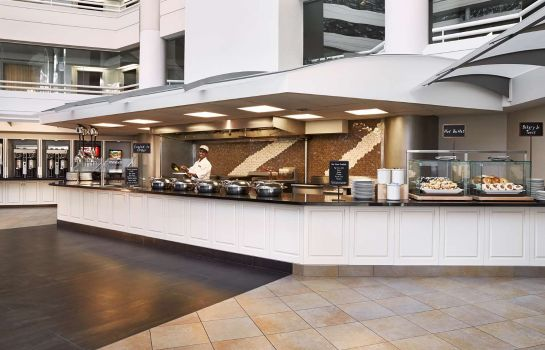 Restaurante Embassy Suites by Hilton Washington DC Chevy Chase Pavilion