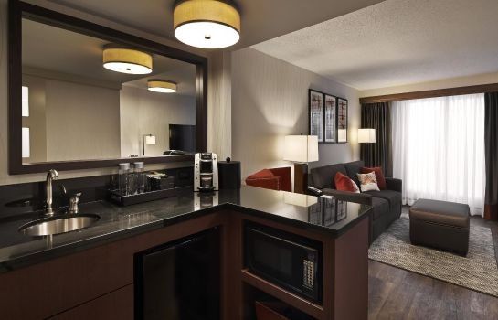 Suite Embassy Suites by Hilton Washington DC Chevy Chase Pavilion