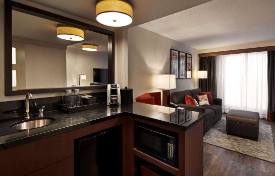 Habitación Embassy Suites by Hilton Washington DC Chevy Chase Pavilion