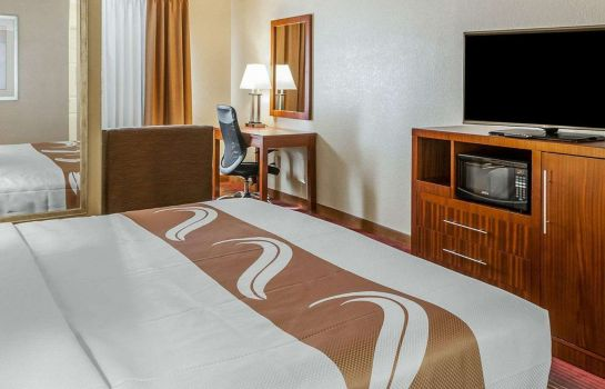 Chambre double (confort) Quality Inn & Suites