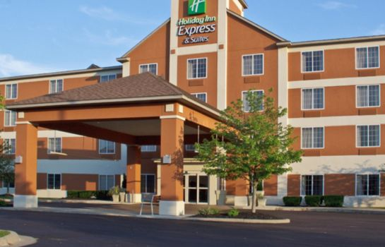 Exterior view Holiday Inn Express & Suites ANN ARBOR