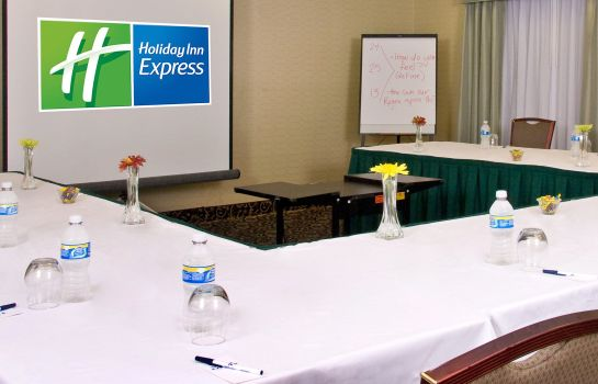 Conference room Holiday Inn Express & Suites ANN ARBOR