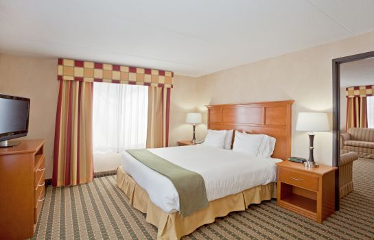 Chambre Holiday Inn Express & Suites ANN ARBOR