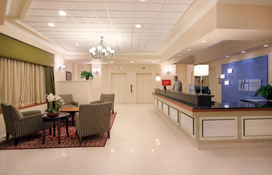 Hotelhalle Holiday Inn Express & Suites BOSTON - CAMBRIDGE