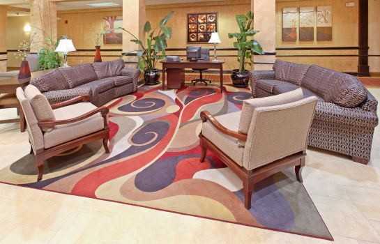 Hotelhalle Holiday Inn Express BRANSON-GREEN MOUNTAIN DRIVE
