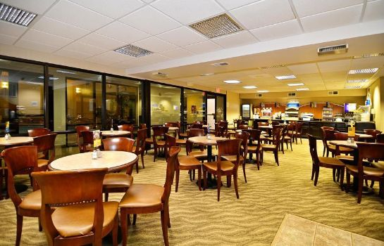 Restaurant Holiday Inn Express BRANSON-GREEN MOUNTAIN DRIVE
