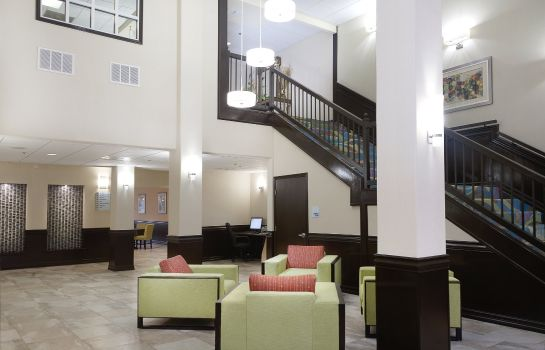 Hall de l'hôtel Holiday Inn Express & Suites BROWNSVILLE