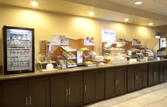 Restaurant Holiday Inn Express & Suites BROWNSVILLE