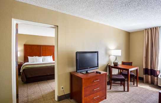 Suite Comfort Inn Baton Rouge