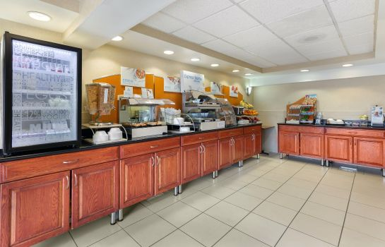 Restaurant Holiday Inn Express CHICAGO-DOWNERS GROVE