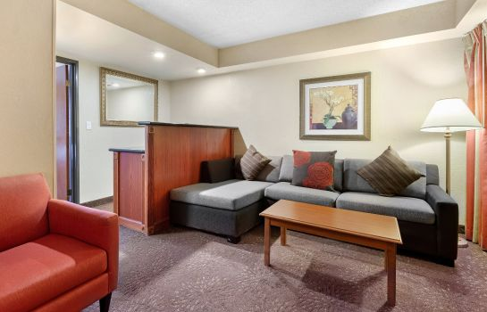 Suite Holiday Inn Express CHICAGO-DOWNERS GROVE