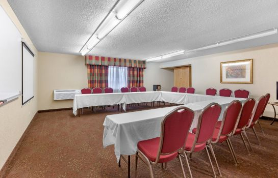 Conference room Holiday Inn Express CHICAGO-DOWNERS GROVE