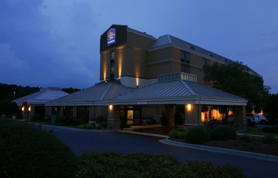 Vista esterna BEST WESTERN PLUS GOLDSBORO