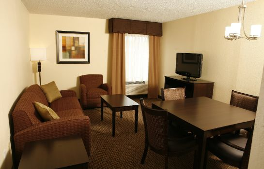 Suite BEST WESTERN PLUS GOLDSBORO