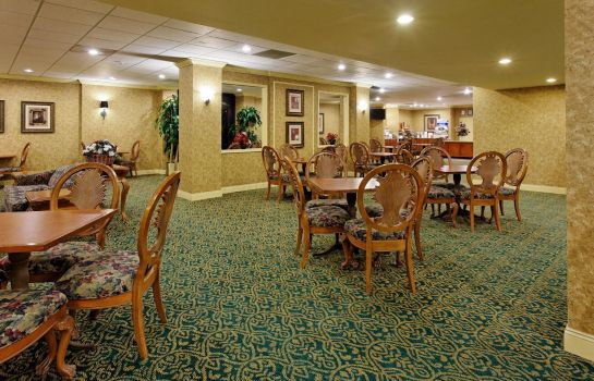 Restaurant Express & Suites Huntsville - University Drive