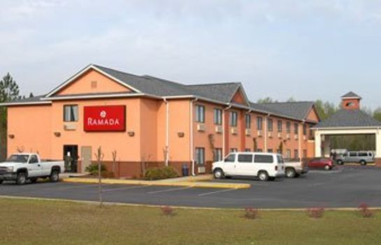 Buitenaanzicht Holiday Inn Express JESUP