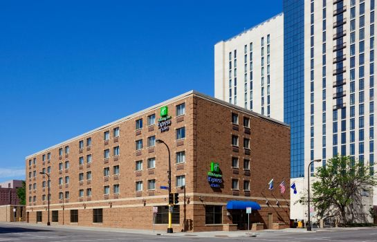 Außenansicht Holiday Inn Express & Suites MINNEAPOLIS-DWTN (CONV CTR)
