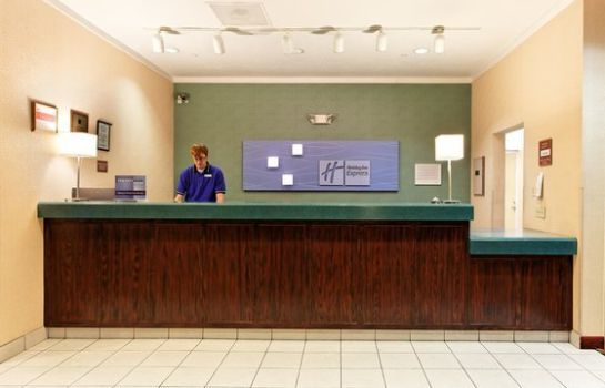Hol hotelowy Holiday Inn Express METROPOLIS