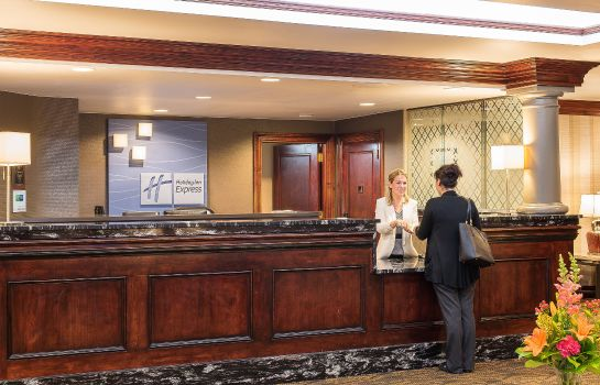 Hotelhalle Holiday Inn Express PHILADELPHIA-MIDTOWN