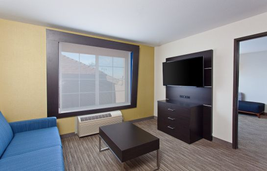 Suite Holiday Inn Express & Suites OAKLAND-AIRPORT