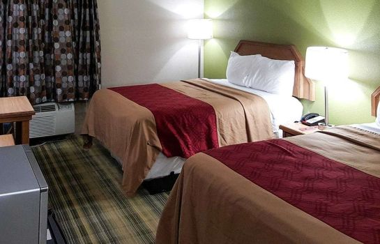Zimmer Econo Lodge Shelbyville